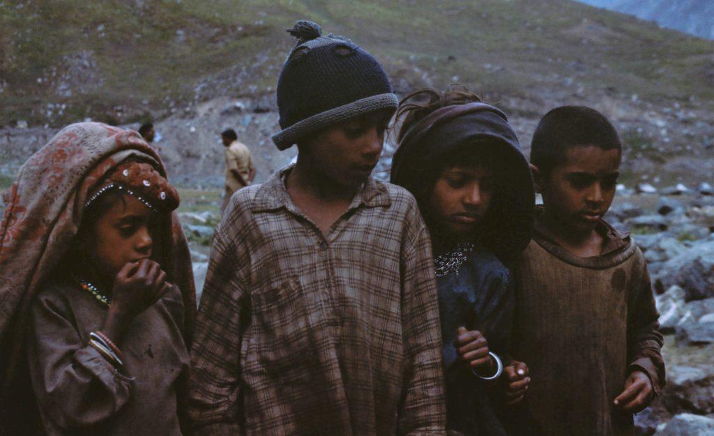 BAMBINI IN INDIA AL LAVORO