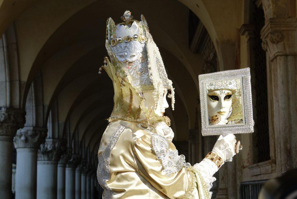 foto carnevale venezia 2018
