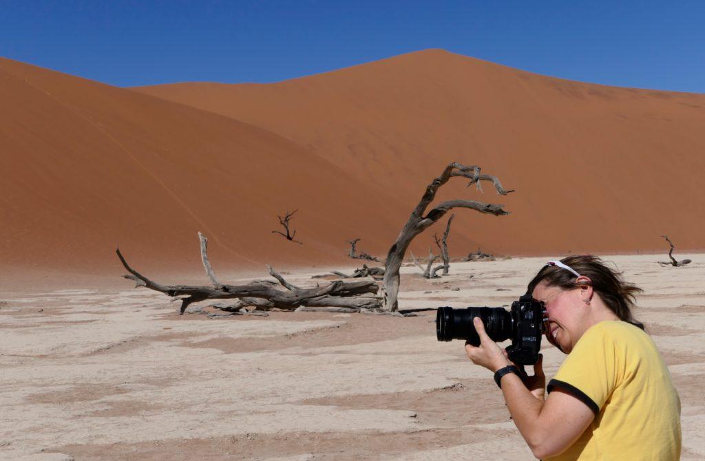 sand dune namibia