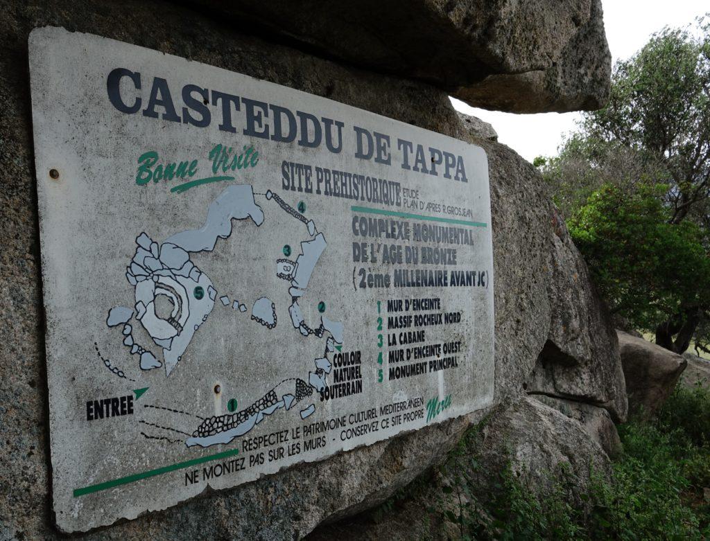 Casteddu di Tappa