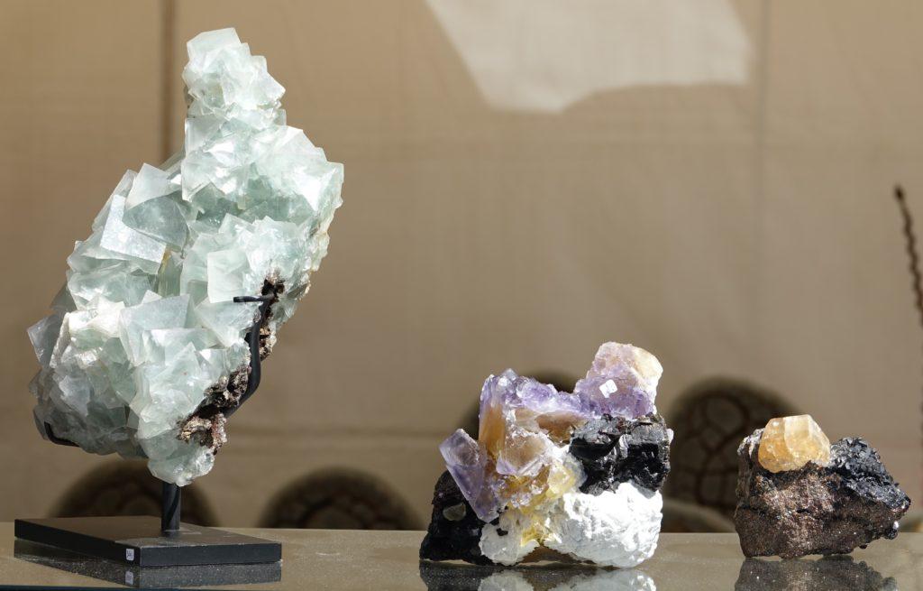 mineral show saint marie aux mines