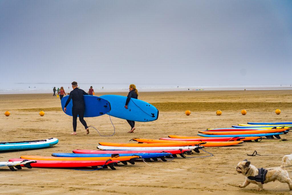 surf-in irlanda